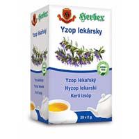 Herbex Yzop porcovaný čaj