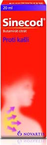 Sinecod kapky 20ml