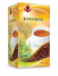 Herbex Rooibos porcovaný čaj
