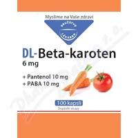 DL Betakaroten 100 kapslí