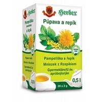 Herbex Pampeliška a řepík porcovaný čaj