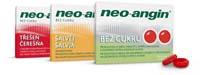 Neo-Angin pastilky různé druhy 24ks