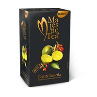 Majestic Goji a limetka porcovaný čaj
