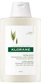 Klorane Oves šampon 200ml