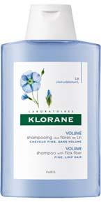 Klorane Len šampon 200ml