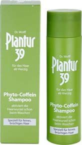 Plantur 39 šampon pro jemné vlasy 250ml