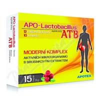 Apo- Lactobacilus 15 kapslí