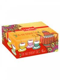 Apotheke Dárková kolekce ovocných čajů 48 sáčků
