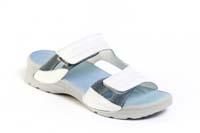 Nina pantofel bílý