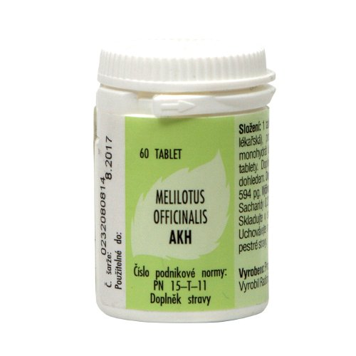 Melilotus officinalis 60 TABLET