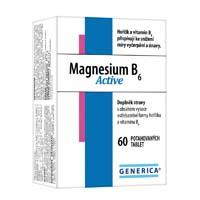 Generica Magnesium Active B6 60tbl