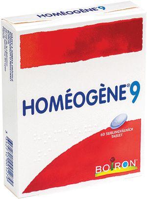 HOMÉOGÈNE® 9