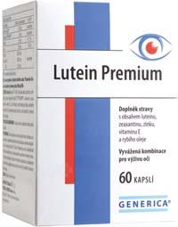 Generica Lutein Premium 60 cps