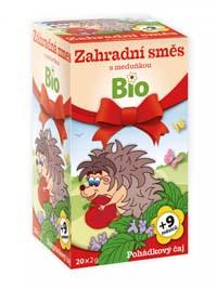 POHÁDKOVÝ Dětský BIO Zahradní směs porcovaný čaj