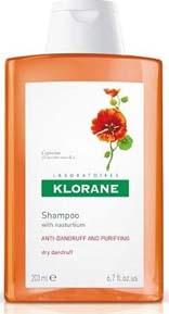 Klorane Lichořeřišnice šampon 200ml