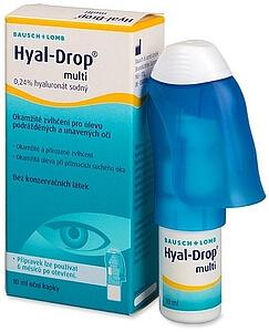 Hyal-Drop multi oční kapky