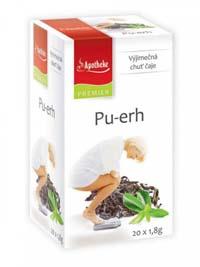 Apotheke Pu-erh porcovaný čaj