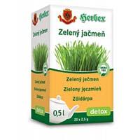Herbex Zelený ječmen porcovaný čaj