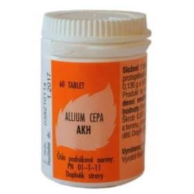 Allium cepa 60 tablet