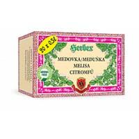Herbex Meduňka porcovaný čaj
