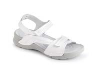 Saša sandál bílý