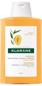 Klorane Mango šampon 200ml