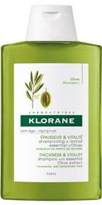 Klorane Oliva šampon 200ml