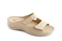 Šárka pantofel béžový