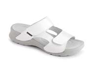 Mirka pantofel bílý