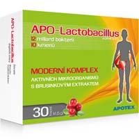 Apo- Lactobacilus 30 kapslí