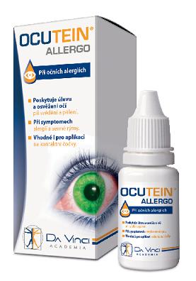 OCUTEIN® ALLERGO zvlhčující oční kapky