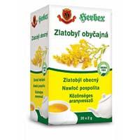 Herbex Zlatobýl porcovaný čaj