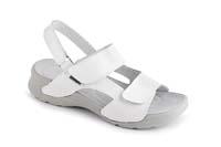Mirka sandál bílý