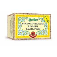 Herbex Heřmánek porcovaný čaj