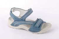 saša sandál modrý