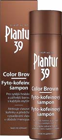 Plantur Color brown fyto-kofeinový šampon 250ml
