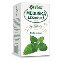 Herbex Meduňka 50g