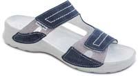 Nina pantofel modrý